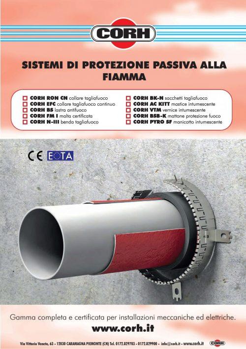 Corh Protezione Passiva Fiamma 2021