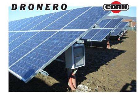 Campo fotovoltaico Dronero (CN)