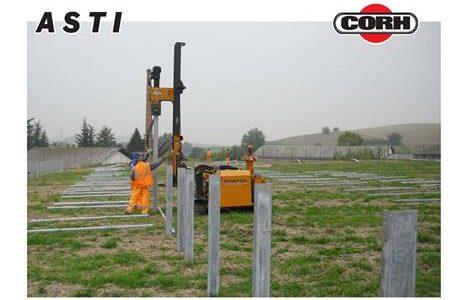 Campo fotovoltaico Asti 1