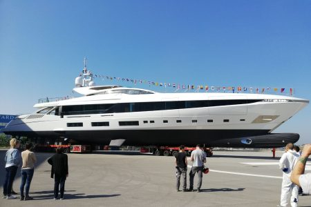 Lavoro eseguito – Yacht 50 mt