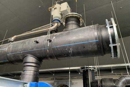 Lavoro eseguito – Impianto depuratore acquedotto